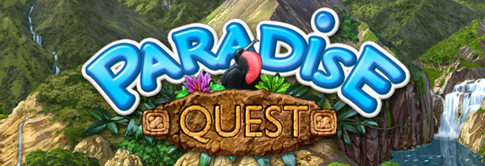 Game Paradise Quest HD