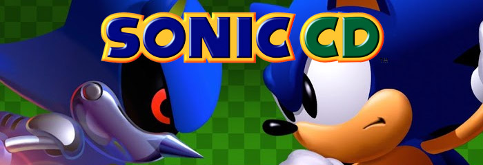 Game SONIC CD