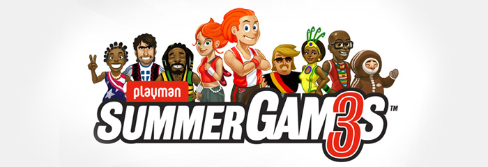 Game Summer Games 3