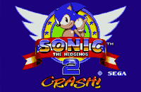 Screenshot do game Sonic 2 Crash