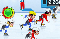 Screenshot do game Playman Winter Games