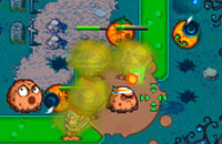 Screenshot do game Zombie Blitz