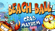 Beach Ball Crab HD