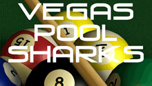 Vegas Pool Sharks 3D HD