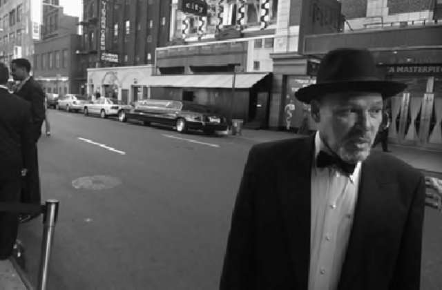 My personal favorite film: 'Rumble Fish;'   my ode to Coppola ...