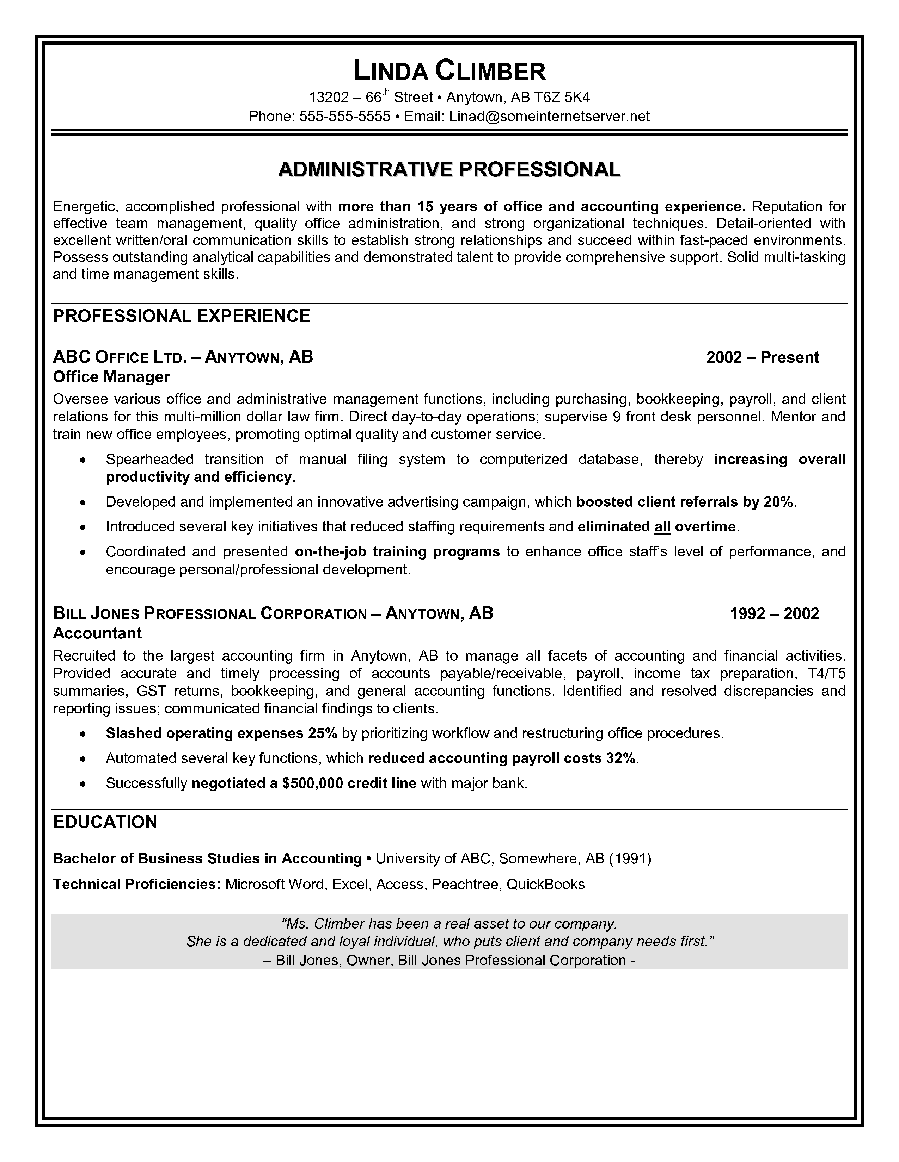 administrative assistant cover letter pdf