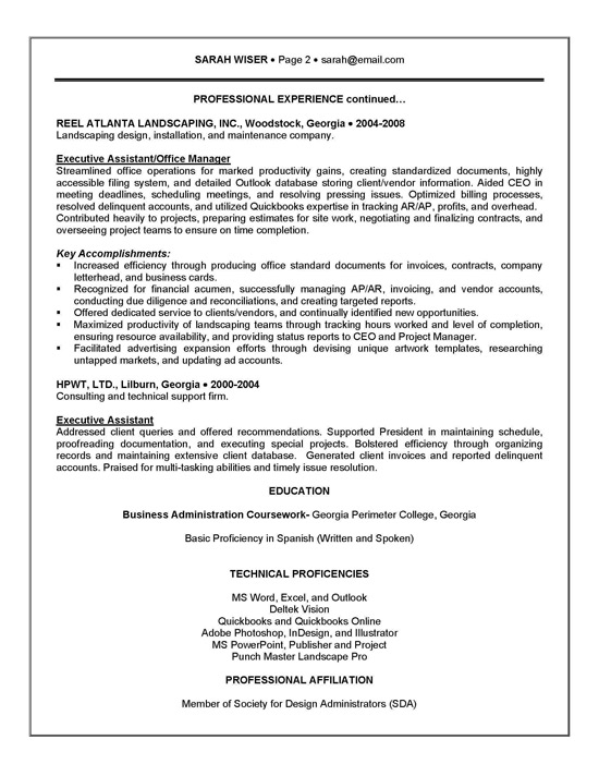 administrative assistant resume exle free 28 images