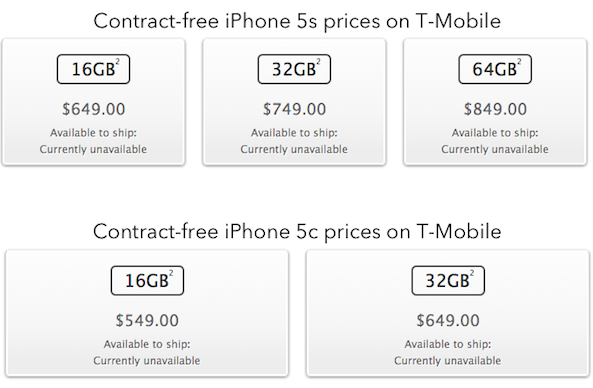 Apple Iphone 5 Price In Usa Without Contract