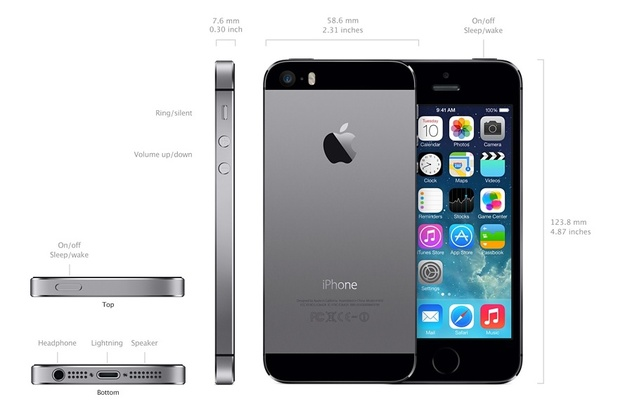 iphone 5s price in usa