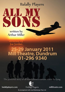 a literary analysis of all my sons by arthur miller A short arthur miller biography describes arthur miller's life, times, and work also explains the historical and literary context that influenced a view from the bridge.