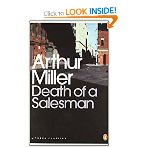 the many faces of death in arthur millers death of a salesman