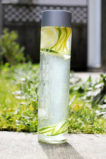benefits of drinking water with lemon and cucumber