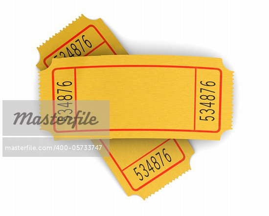 blank admission ticket template .