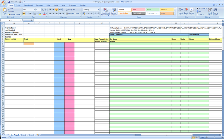Blank excel spreadsheet templates for Free blank spreadsheet templates