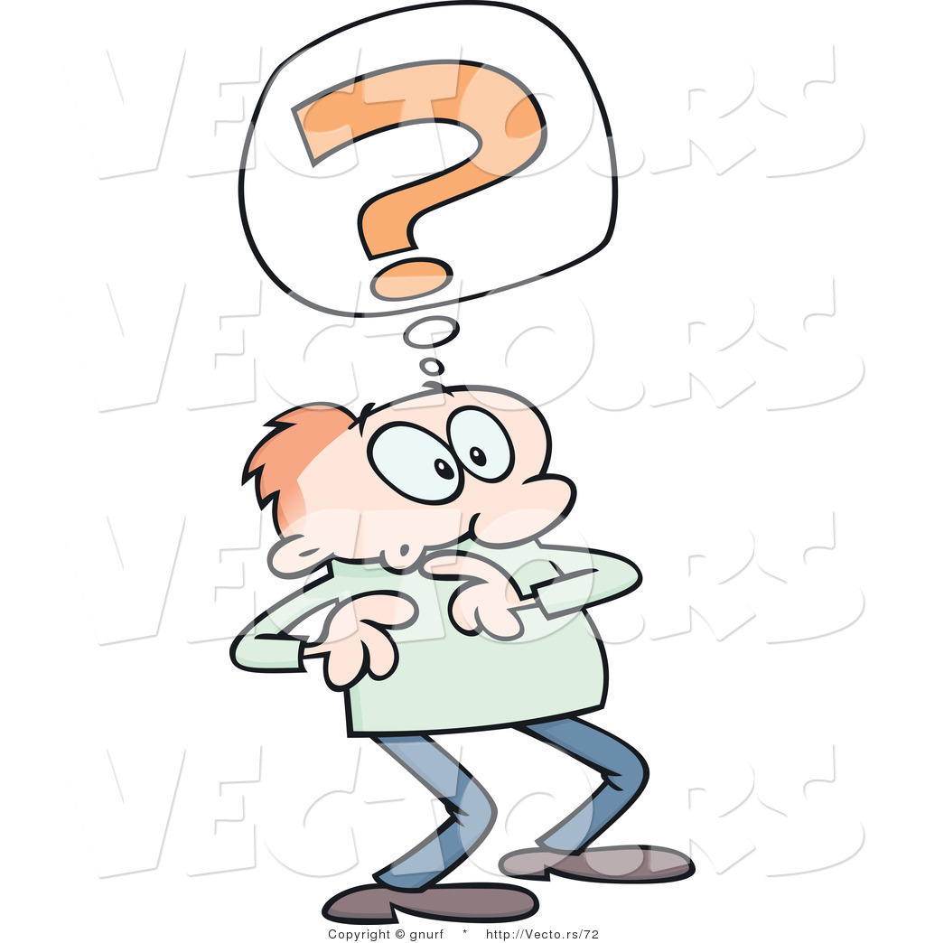 clipart question guy - photo #45