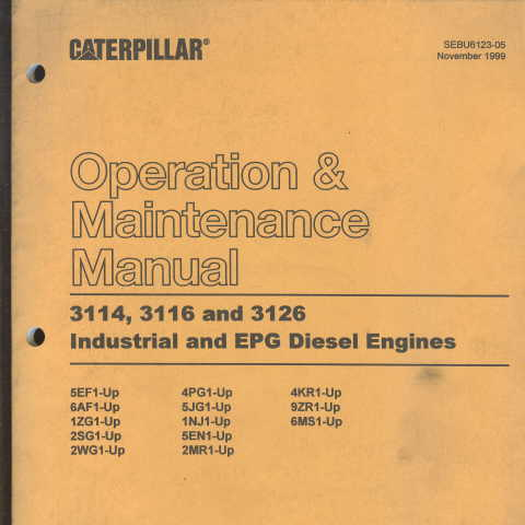cat 3126 engine oil capacity 815 28 [ 3126 cat service manual 105148 ] cat caterpillar 3116 3126 cat 3126 intake heater wiring diagram at crackthecode.co