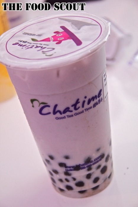 Chatime Milk Tea