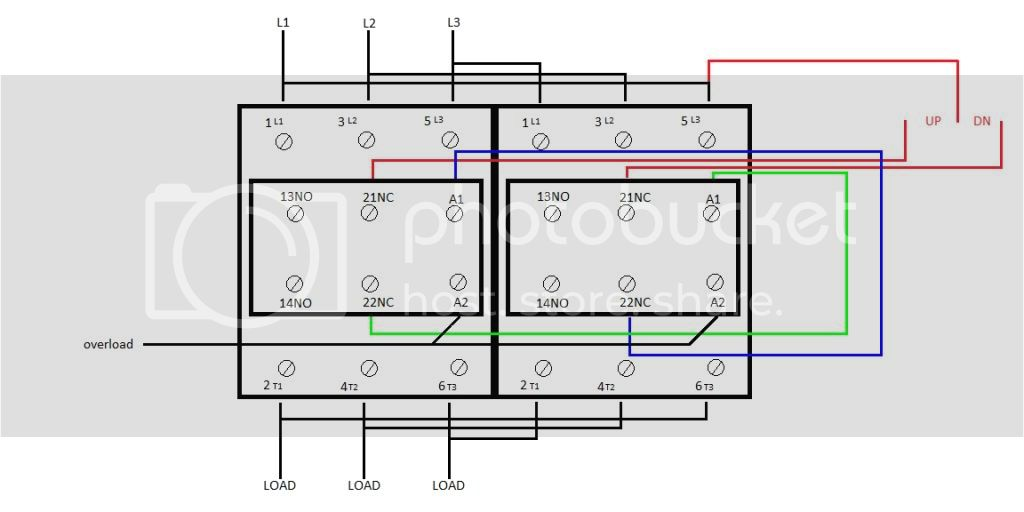 Contactor Wiring Connections