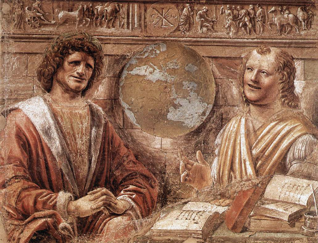 Democritus Biography Summary