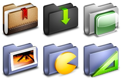 Download Icon Folder Lucu