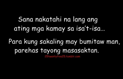 funny quotes tagalog tumblr - photo #33