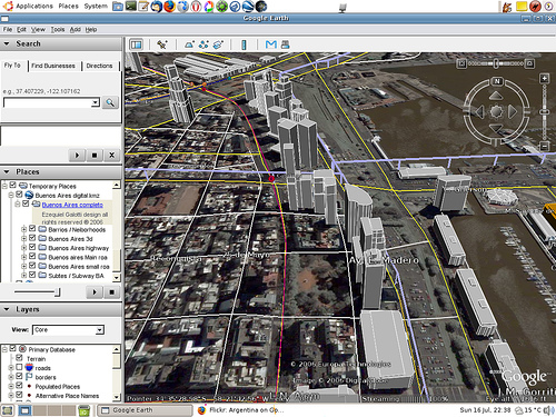 Google Earth Live Street View Free Download 2011