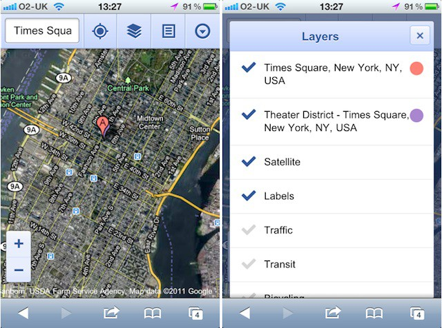how to add google map to website for directions