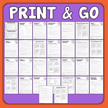 report writing template for students