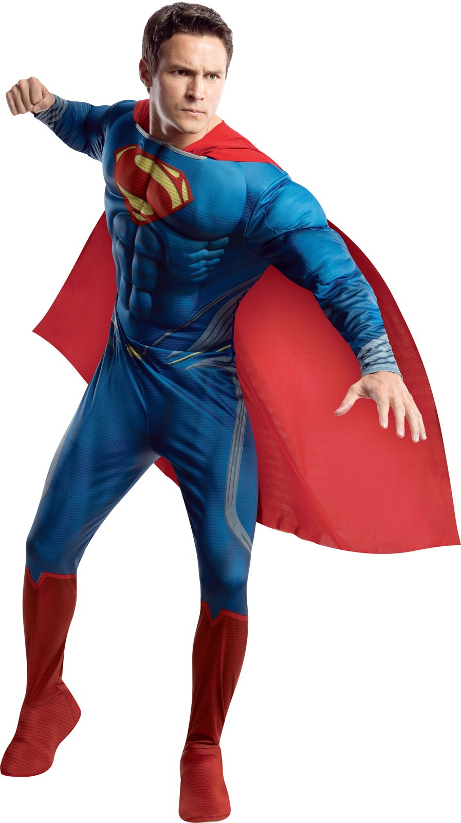 Grand Heritage Superman Man Of Steel Costume