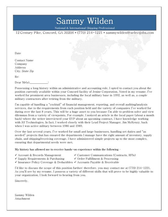Cover Letter Examples For Healthcare Administration. Healthcare  Administration Cover Letter ...