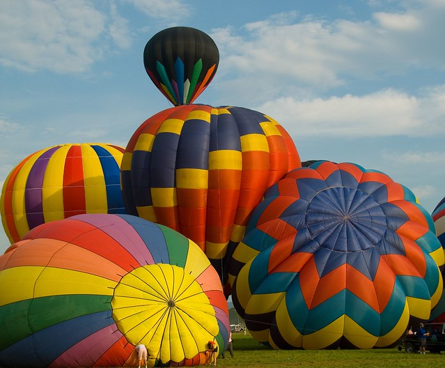 Hot Air Balloon Festival Nj