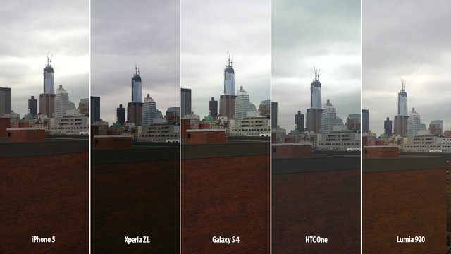 Htc One Vs Samsung Galaxy S4 Camera Test