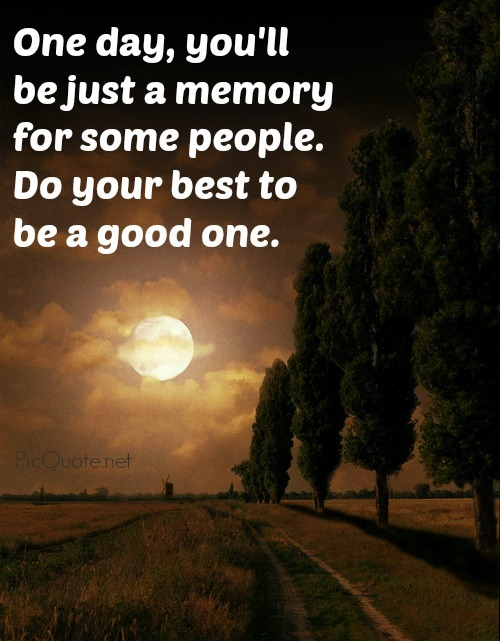 Inspirational Quotes About Friendship And Memories