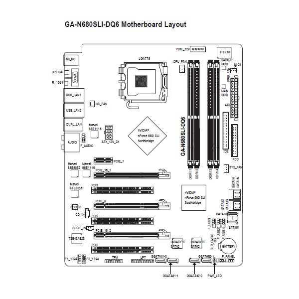 intel motherboard diagram pdf