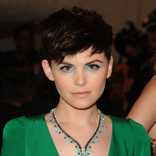 Korean Short Hairstyles For Round Faces 2013