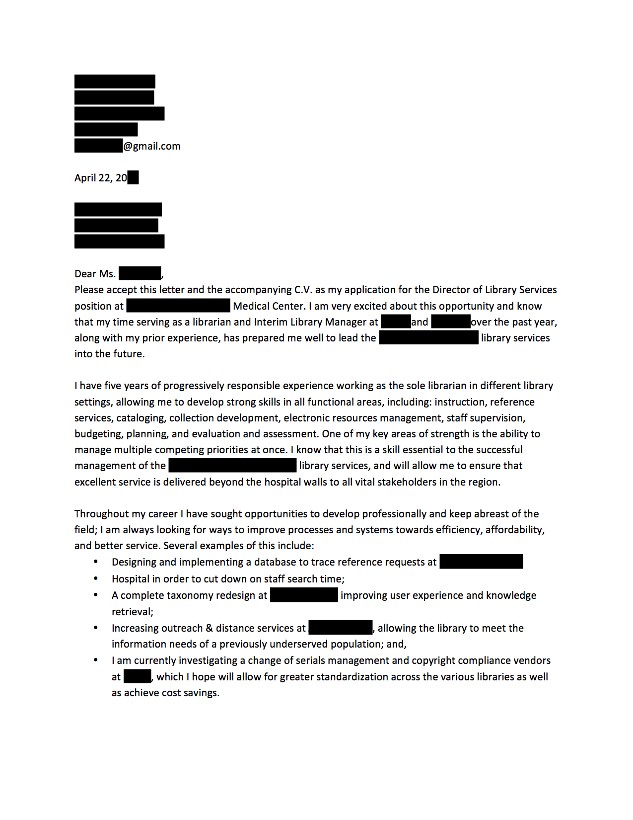 medical administration cover letter examples health. Resume Example. Resume CV Cover Letter