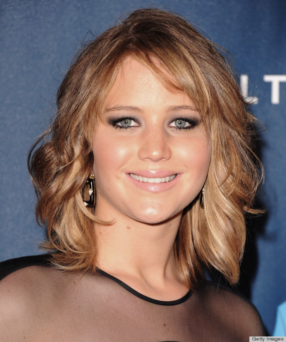Medium Length Hairstyles 2013 For Round Face