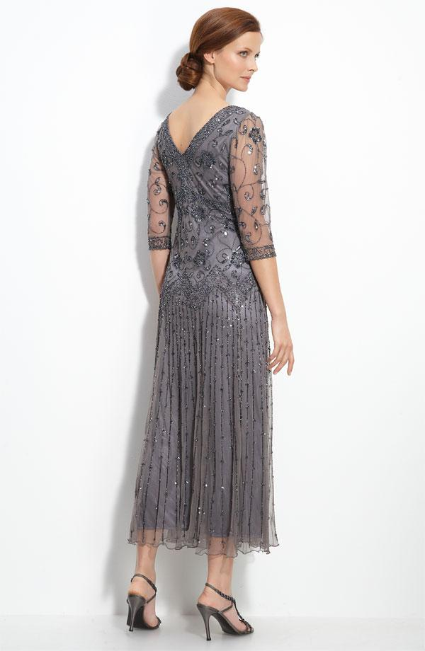 Modest Mother Of The Bride Dresses With Sleeves - Ocodea.com