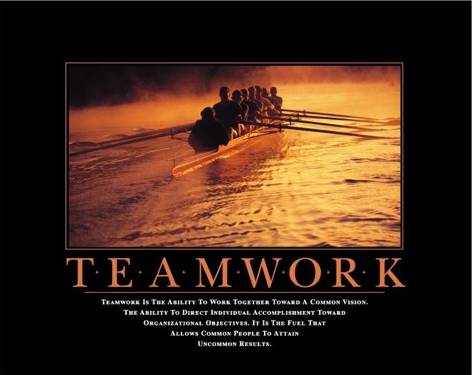 Working Together Inspirational Quotes: Motivational Quotes About Working Together