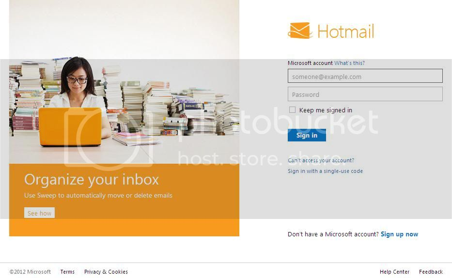 Msn Hotmail Sign Up Email