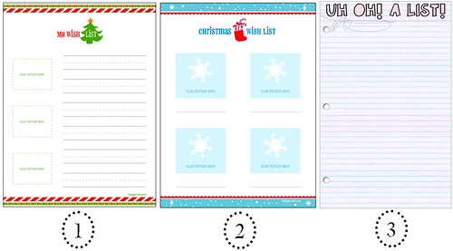 doc450600 xmas wish list template 1000 images about christmas – Wishlist Template