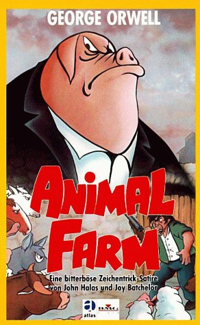 an analysis of george orwells famous novel animal farm If you guys are familiar with the novel 'animal farm' please  characters in george's orwells animal farm developed  animal farm by george.