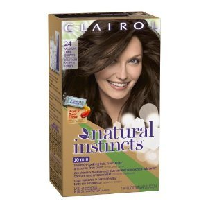 Natural Medium Brown Hair Dye