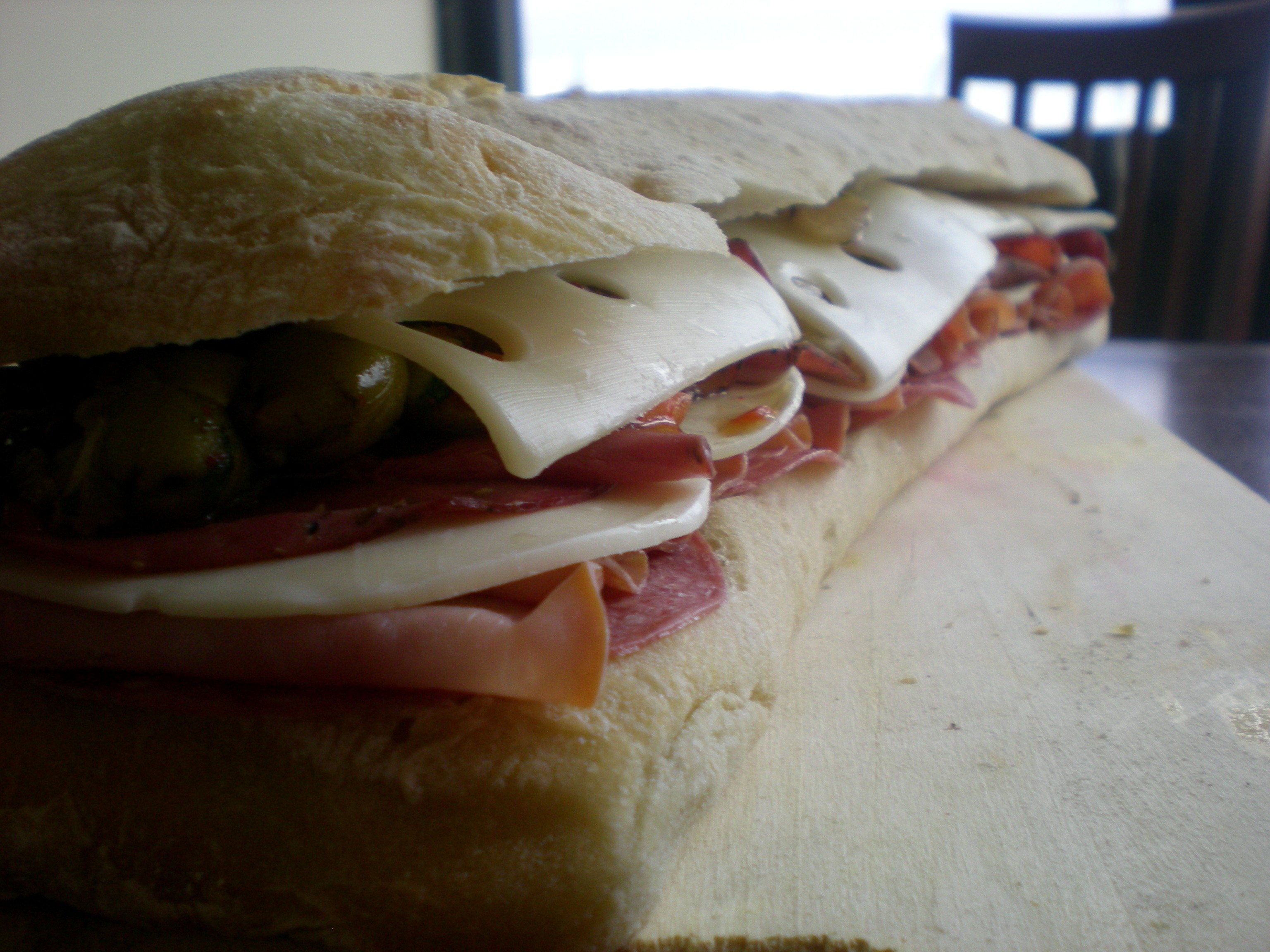 ... Muffuletta Dip is a delicious take on the classic New Orleans sandwich