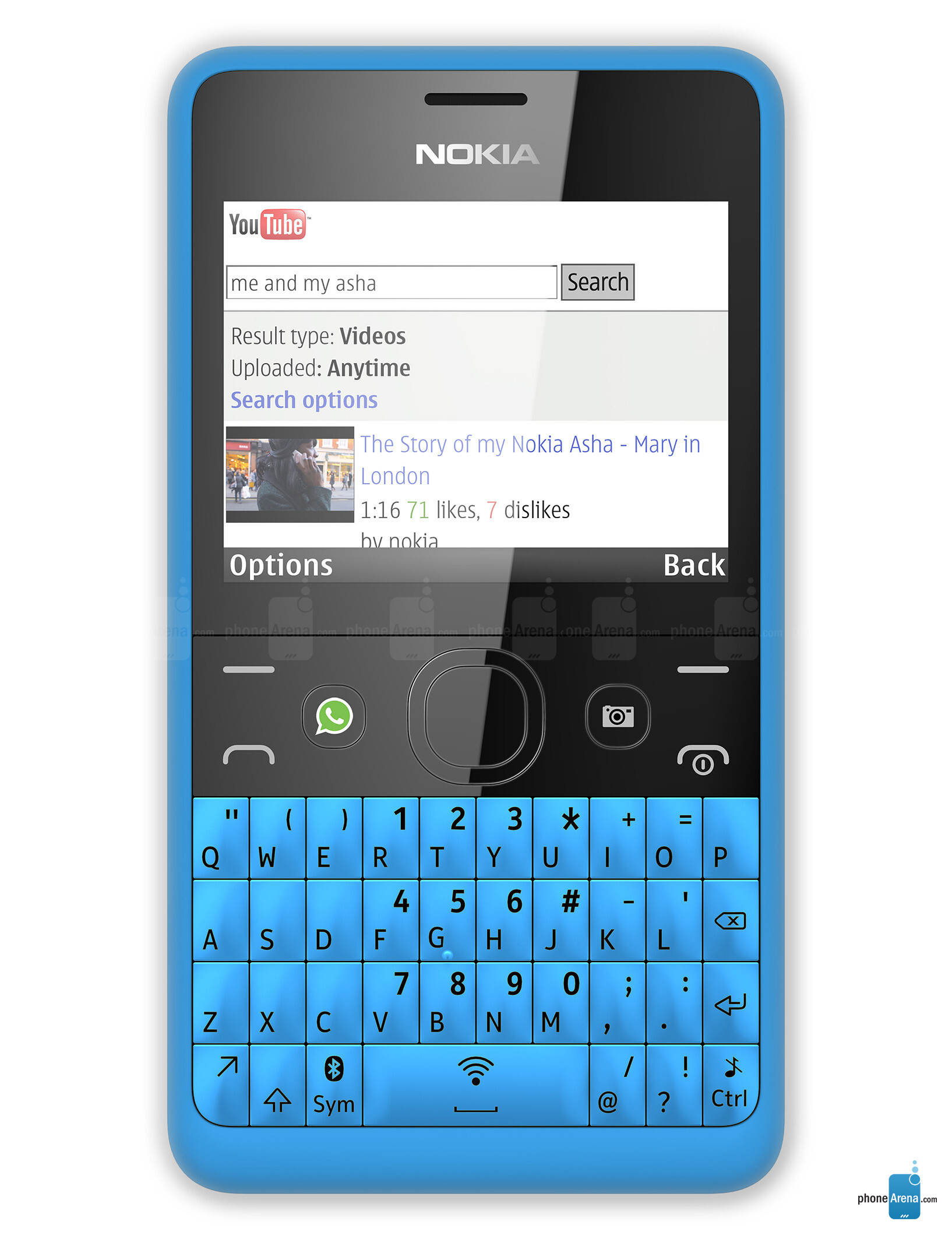 Nokia Asha 206 Specifications And Price In Pakistan