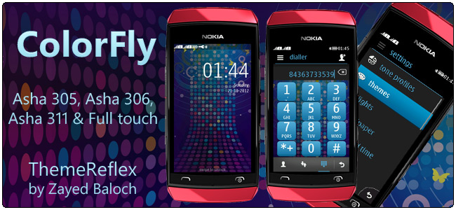 Nokia redjul , lights theme for nokia . htc desire v price in india ...