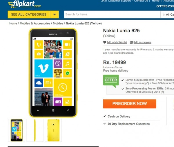 our nokia lumia 1020 price in india after trainer explains