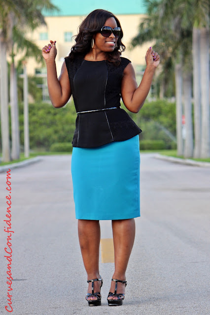 Pencil Skirt Outfits For Party