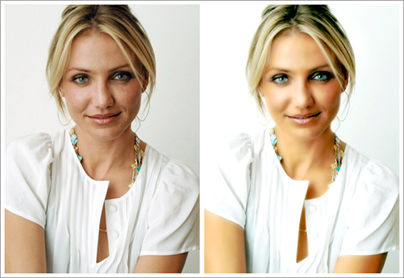 Ralph Lauren Model Photoshop Before And After