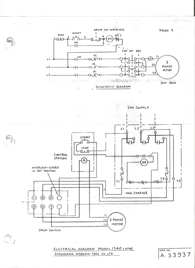 Unusual single phase magnetic starter wiring diagrams ideas nice single phase motor starter ideas wiring diagram ideas cheapraybanclubmaster Images